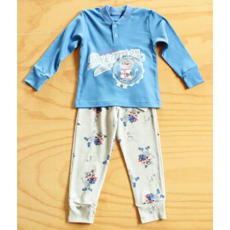 Пижама для мальчиков 246-222