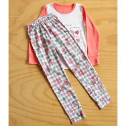 Пижама для девочек 247-212