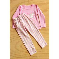 Пижама для девочек 245-222