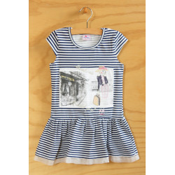 Платье для девочки 892-420