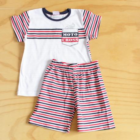 Пижама для мальчика 295-117