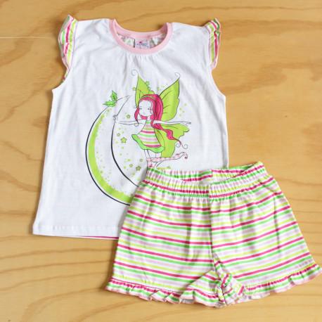 Пижама для девочки 294-117