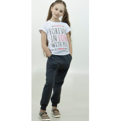 Штани для дівчинки ШТ94