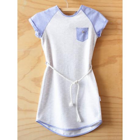 Красиве літнє плаття для дівчинки ПЛ 142