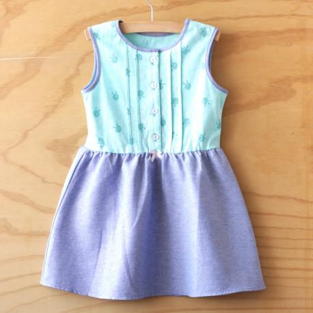 Платье для маленькой девочки ПЛ 143