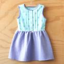 Платье для девочки ПЛ 143
