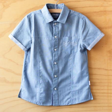 Рубашка для мальчика РБ 72
