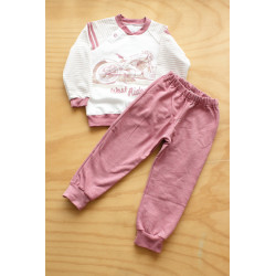 Пижама для мальчика теплая