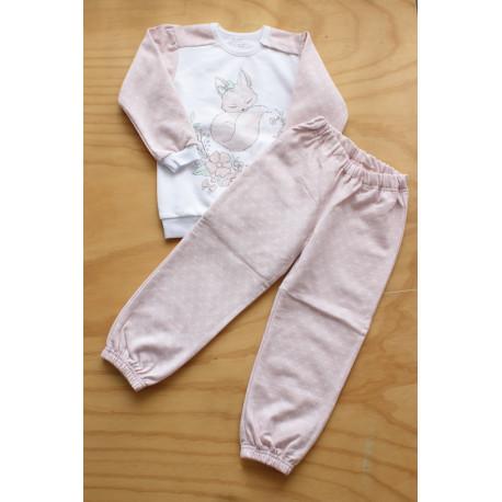 Піжама для дівчинки 3АК117 - ChildShop fe7bbd77c38ae