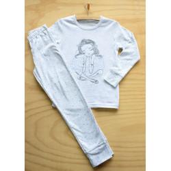 Пижама для девочки 247-222
