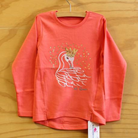 Блуза детская с пайетками 870-212