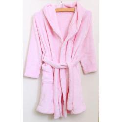 Махровый халат для девочки 882-900