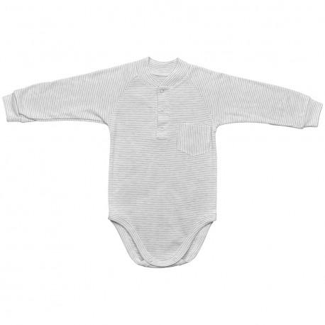 Боді з довгим рукавом для новонародженого