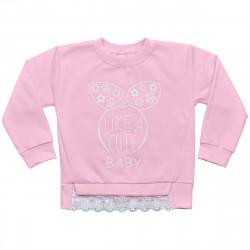 Трикотажний джемпер для дівчинки BABY