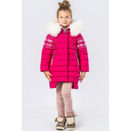 Дівчача зимова куртка X-Woyz DT-8261