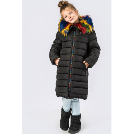 Дитяча зимова куртка X-Woyz DT-8266