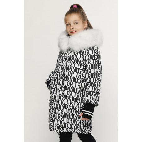 Дитяча зимова куртка X-Woyz DT-8291