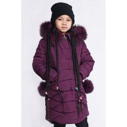 Детская зимняя куртка X-Woyz DT-8294