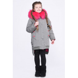 Дитяча зимова куртка X-Woyz DT-8278