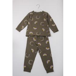 Піжама для дівчинки Єдиноріг 71080