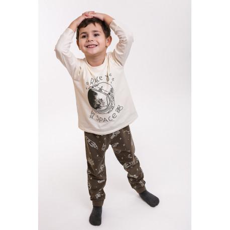 Пижама для мальчика 71110