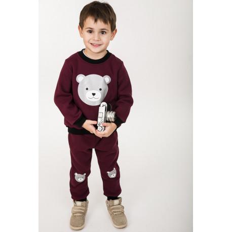 Дитячий комплект (кофта і штани) 71530