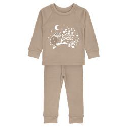 """Детская пижама со светящимся принтом """"Ветер"""""""