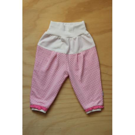 Штани для дівчинки 10А112Ф