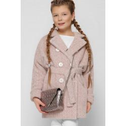 Пальто для девочки X-Woyz DT-8308