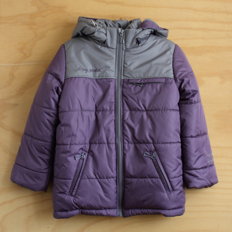 Куртка зимова Grey