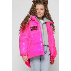 Дутая куртка с Climate-контролем для девочки