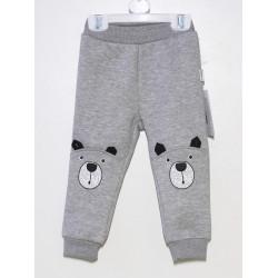 """Теплые штаны для мальчика """"Медвежонок"""""""