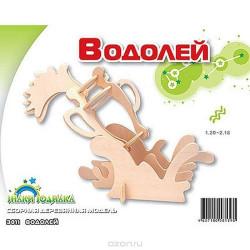 """Дерев'яний конструктор """"Водолій"""""""