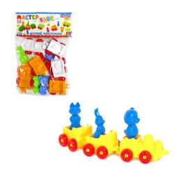 Детский конструктор 36 элементов