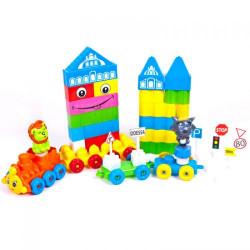 "Конструктор ""Baby Bricks"" (64 деталі)"