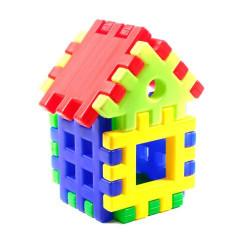 Конструктор пазл «Будиночок» (9 елементів)