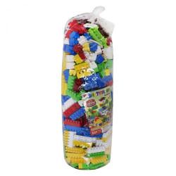 Конструктор пластиковый №7, 531 дет