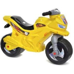 Мотоцикл 2-х колесный (желтый)