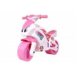 Мотоцикл рожевий