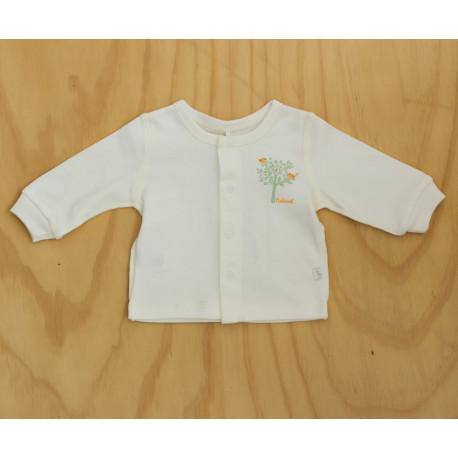 Рубашка детская РБ47, органик коттон