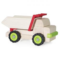 Іграшка Block Science Trucks Великий самоскид