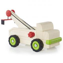 Іграшка Block Science Trucks Великий евакуатор