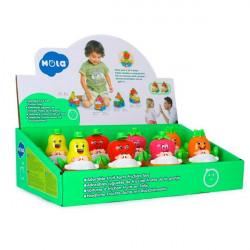 Іграшка Машинка Тутті-Фрутті 8 шт.