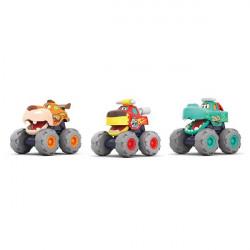 Набор игрушечных машинок Монстр-траки