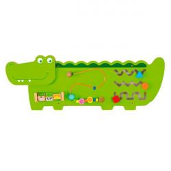 Бізіборд Крокодильчик