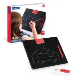 Магнитный планшет Manipulatives для рисования, с шаблонами и ручкой