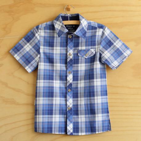 Сорочка для хлопчика РБ50