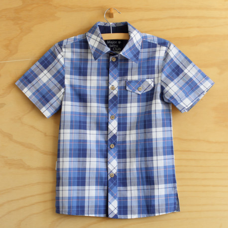 Сорочка для мальчика РБ50