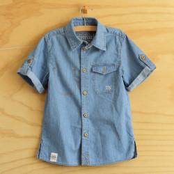 Сорочка для мальчика РБ41