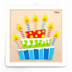Набор для творчества Своими руками: торт